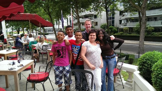 Bilderberg Grand Hotel Wientjes : ook samen met onze vrienden naar de conferentie