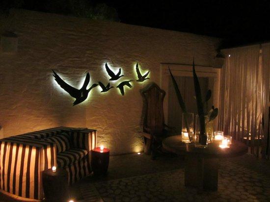 Island Club Restaurant: DECO