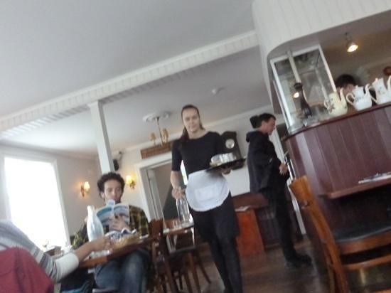 Narfeyrarstofa: very friendly staff