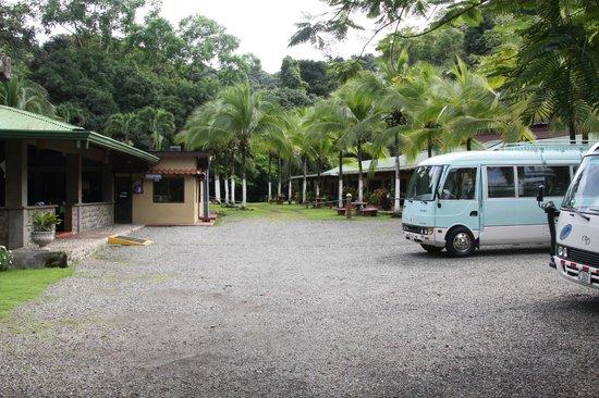 Hotel Los Almendros : Hotel