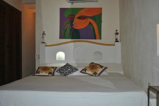 Casa Marco Polo: habitacion