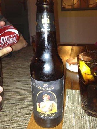 Monilli: birra artigianale dell'elba