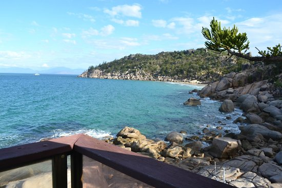 Base Backpackers Magnetic Island: View