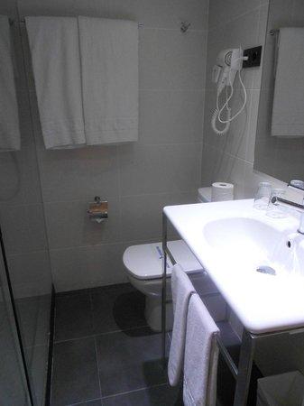 Hotel Sant Antoni: bagno