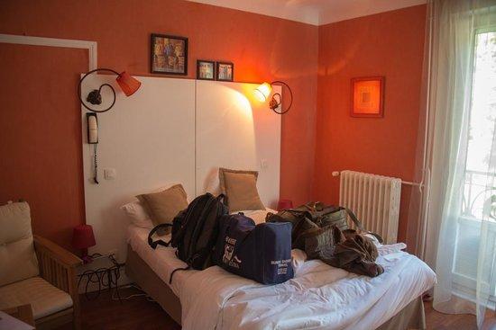 Grand Hôtel Le Mont Dore : Room