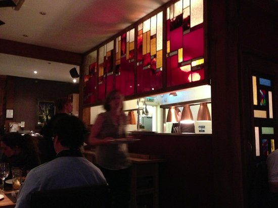 The Lime Tree : Bad shot of restaurant