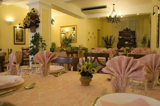 Hotel Arno: Sala da Pranzo