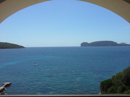 El Faro Hotel: sea view room, private balcony, loverrrrrrly
