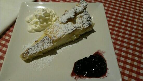 Piazze D'Italia: cheesecake