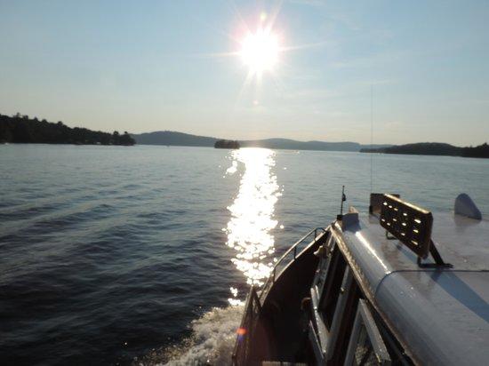 Lake Winnipesaukee: Aboard the Doris scenic boat ride