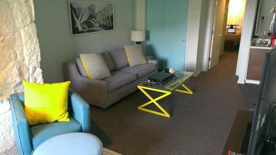 Wildwood Snowmass: Living Room