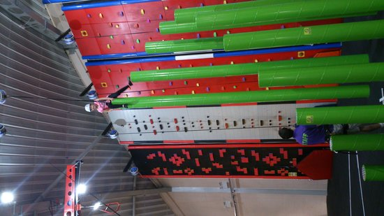 Clip 'n Climb Maryport: stairway to heaven