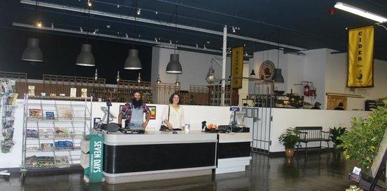 NEK Tasting Center