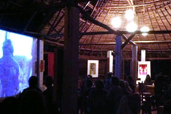 Yelapa Oasis: Upstairs Lounge - Movies