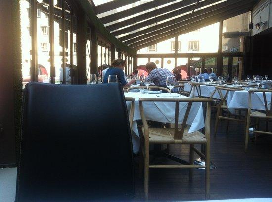 Wangthai Restaurant : the restaurant