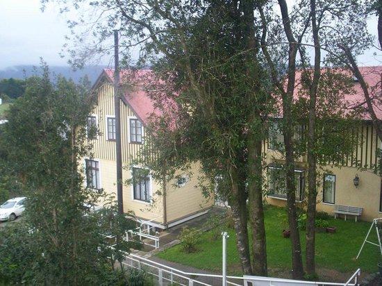 Hotel y Departamentos El Castillo de Niebla: El Hotel