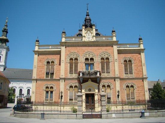Vladicanski Dvor - Bishops Palace: Pałac Biskupi
