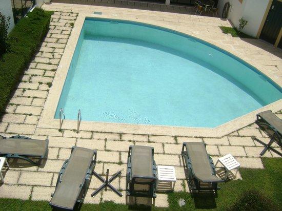 Hotel Castelo de Vide: Piscina