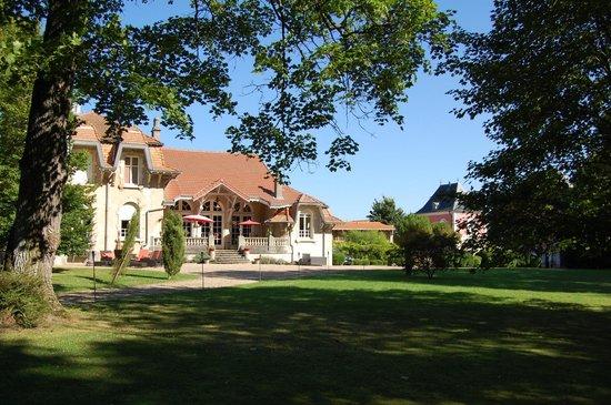Chateau de Manoncourt : Manoncourt