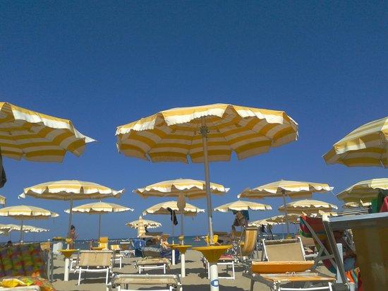 Hotel Giancarlo: Foto spiaggia 23