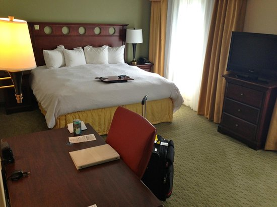 Hampton Inn & Suites Tampa/Ybor City/Downtown: Suite 304
