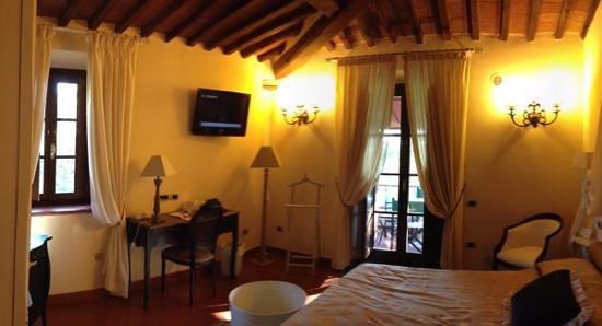 Calidario Terme Etrusche Hotel: La camera n°16
