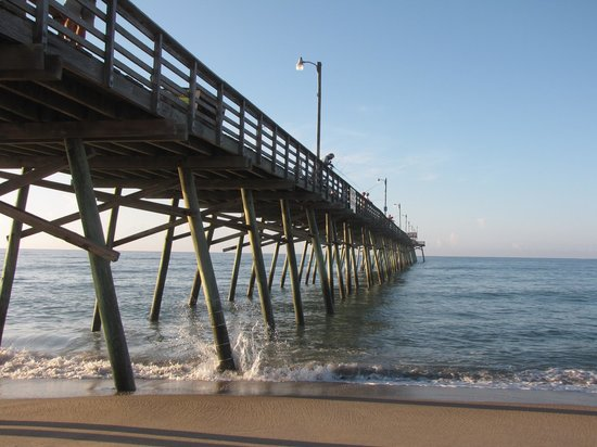 Emerald Isle, Carolina do Norte: Bogue Island Pier