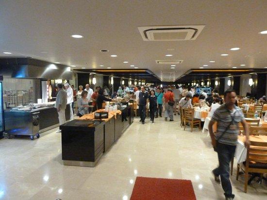 Suhan Cappadocia Hotel & Spa: Buffet