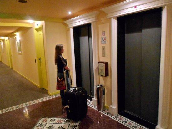 Hotel Gallant: Adorei o Hotel