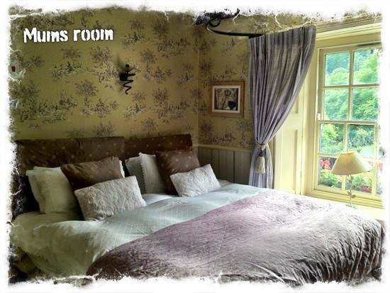 Ty Gwyn Hotel: lovely bright room