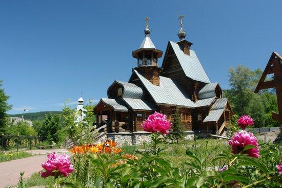 St. Macarius Temple of Gorno-Altai