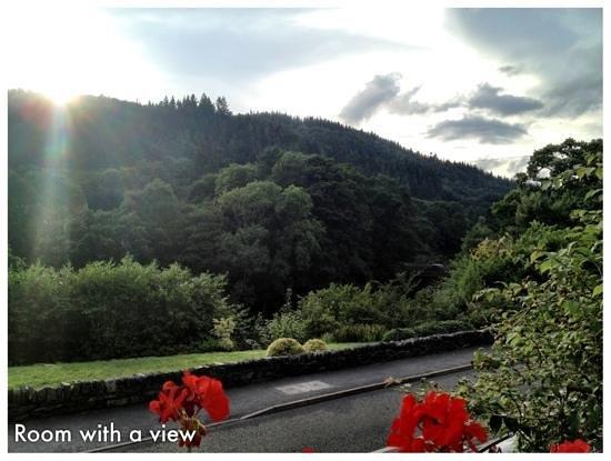 Ty Gwyn Hotel: my view