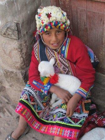 Melissa Wasi: Indigena Child in the Market