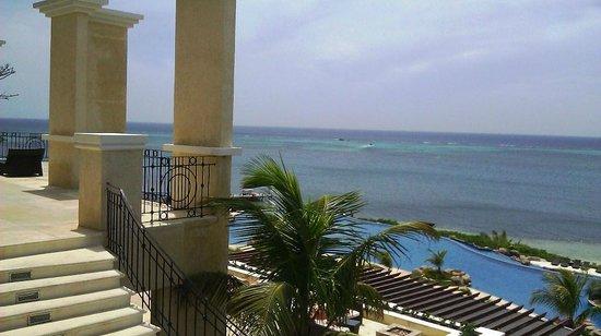 Pristine Bay Resort : View from Pristine Bay Beach Club