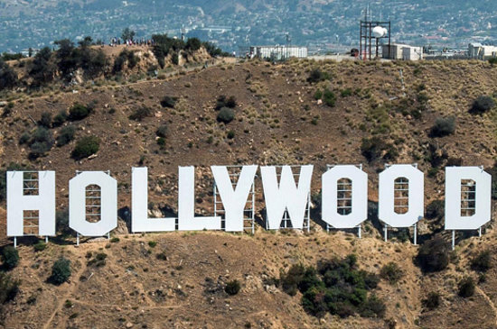 Los Angeles, CA: Hollywood Sign, courtesy of Nancy Dushkin