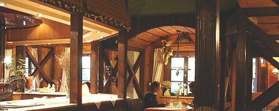 Hotel Landhaus Walkenmuehle: Restaurant Landhaus  Walkenmuehle