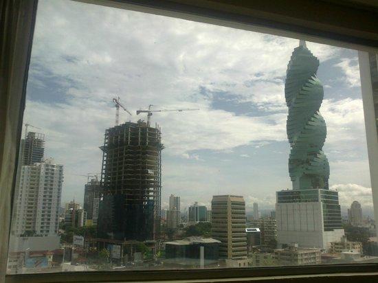 Sercotel Panama Princess: Vista desde la habitación