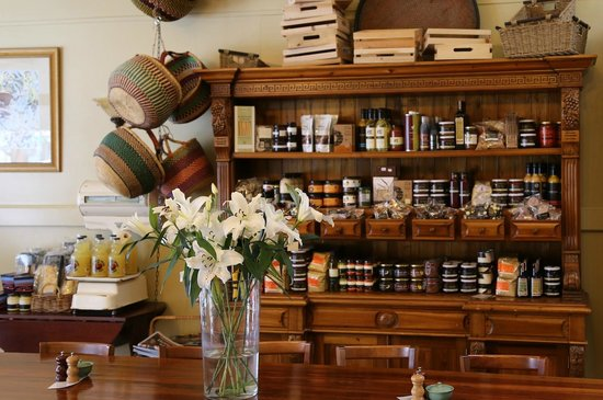 Say Grace Cafe & Larder: An enticing display