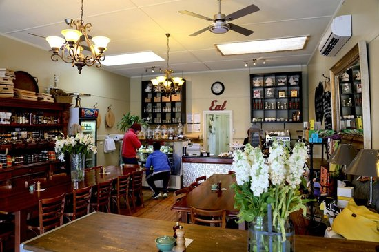 Say Grace Cafe & Larder: The interior ambience