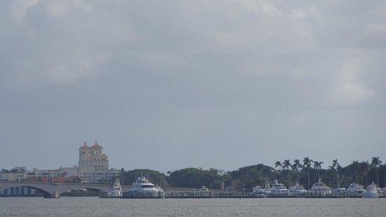 Hotel Biba: The intracoast waterway, Palm Beach