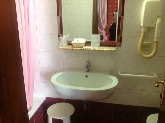"""Antica Locanda Sturion"" Residenza d'Epoca: Bathroom"