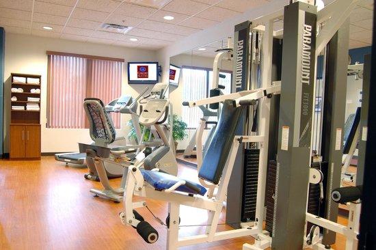 Comfort Suites Miami / Kendall: Gym