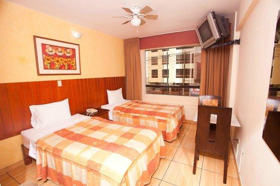 El Farolito Hotel: Double Room