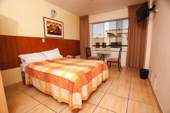 El Farolito Hotel: Matrimonial