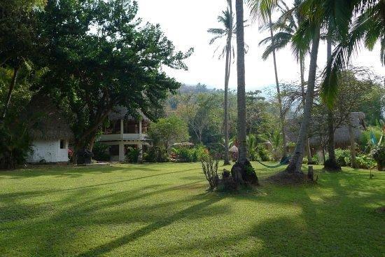 Yelapa Oasis: Gardens
