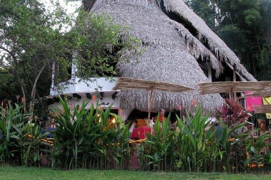 Yelapa Oasis: Gardens & Restaurant