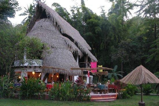 Yelapa Oasis: Restaurant