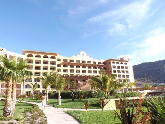 Villa del Palmar Beach Resort & Spa at The Islands of Loreto: Hotel view