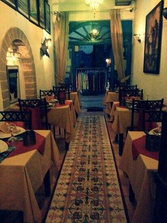 Restaurant Le Mogadorien : l'entrée