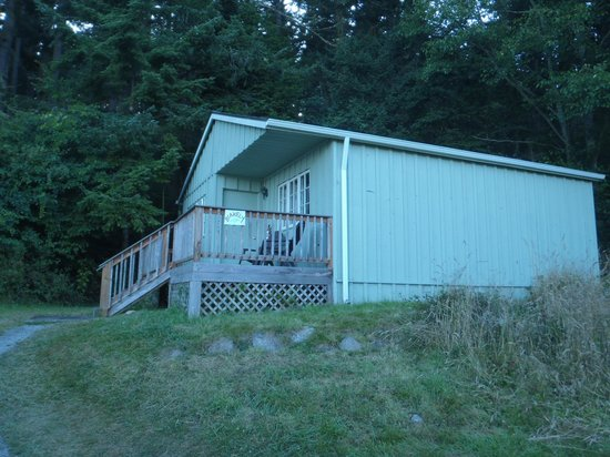 Doe Bay Resort & Retreat : Our cabin at Doe Bay - very comfortable for the 4 of us